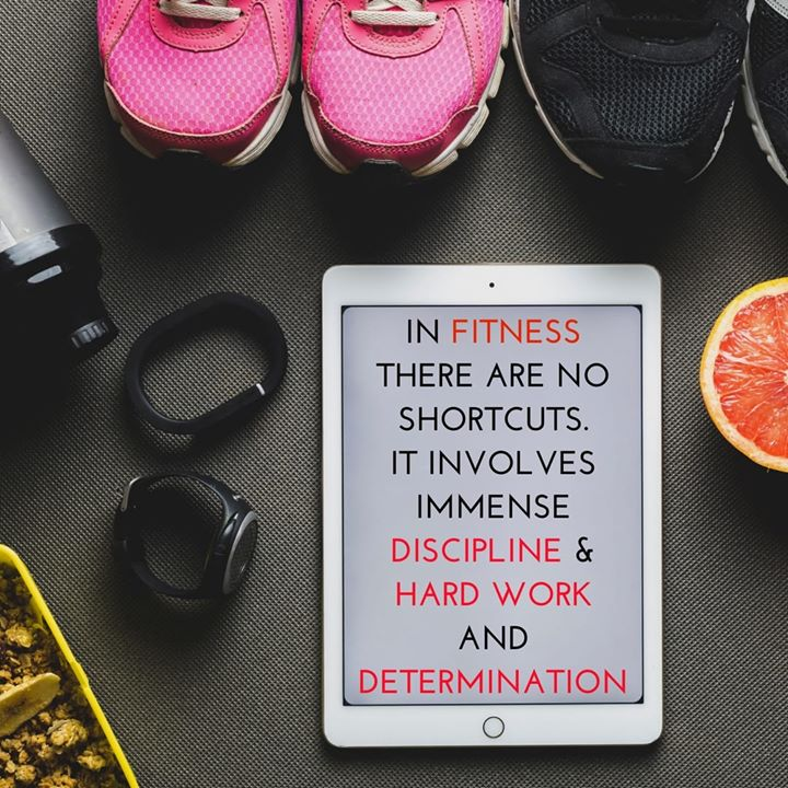 Komal Patel Friday Facts Motivation Quote Health Goals Fitness Wellness Hardwork Determination Discipline