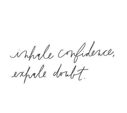 #confidence #believe #loveyourself #health