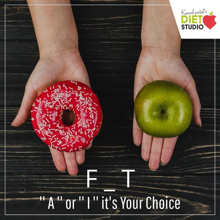 Choose for the body you want  #choosehealthy #fat #fit #eatsmart #eathealthy