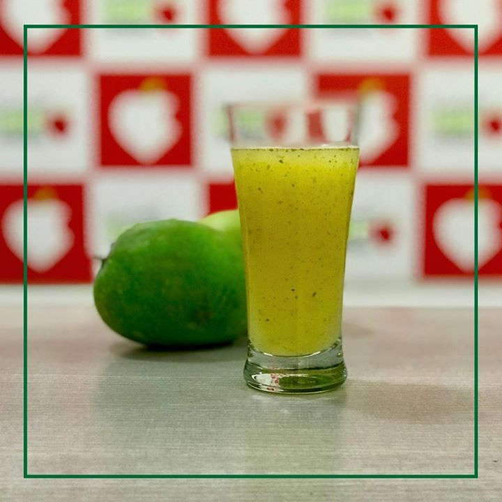 A refreshing summer coolant prepared with raw mangoes and flavored with spices. I have added organic liquid jaggery also known as kakvi          ( bought it from kolhapur)  to it for summer glow and helps in blood purification. #aampana #mango #kolhapur #authentic #recipe #liquidjaggery #kakvi #spices #rawmangojuice #summerdrink