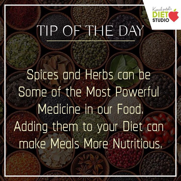 The ancient and traditional spices makes food more delicious and when taken in right manner makes food more nutritious. #spices #herbs #nutrition #turmeric #cinnamon #health #medicine #food