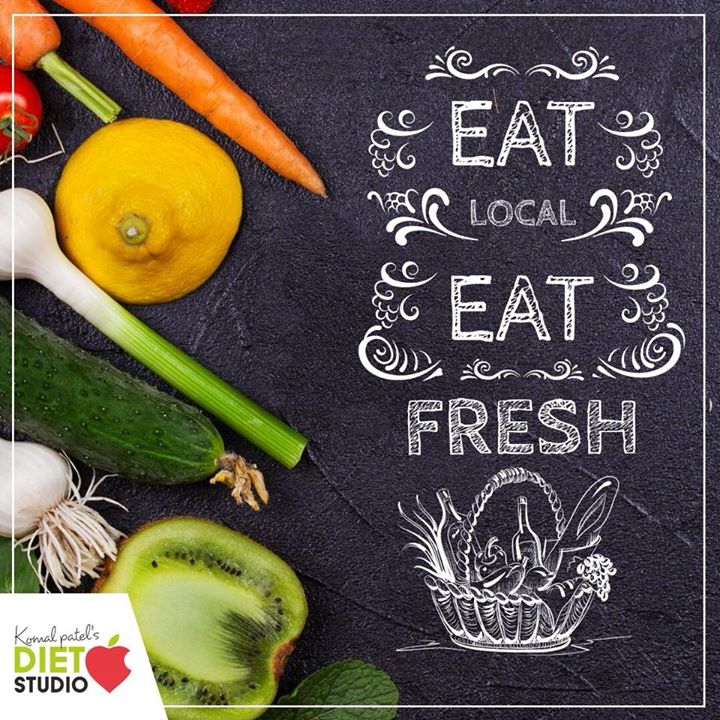 Eat local Eat fresh  #localfood #eatlocal #seasonalfood #eatfresh #global