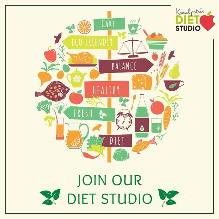 For balancing your life with all the ailments join diet studio. #dietitian #nutrionist #diabeticeducator #dietplans #diet #dietstudio #dietclinic #weightloss #thyroidmanagment #pcosmanagment #diabetes