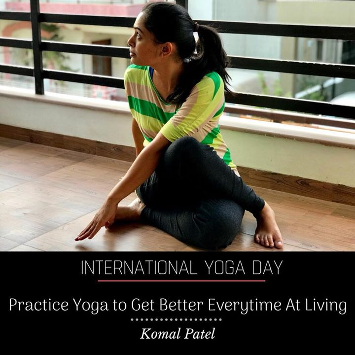 Yoga is the best gift you can give to your #mind #body and #soul. #internationalyogaday #yoga #yog #india #humfittoindiafit #fitindia
