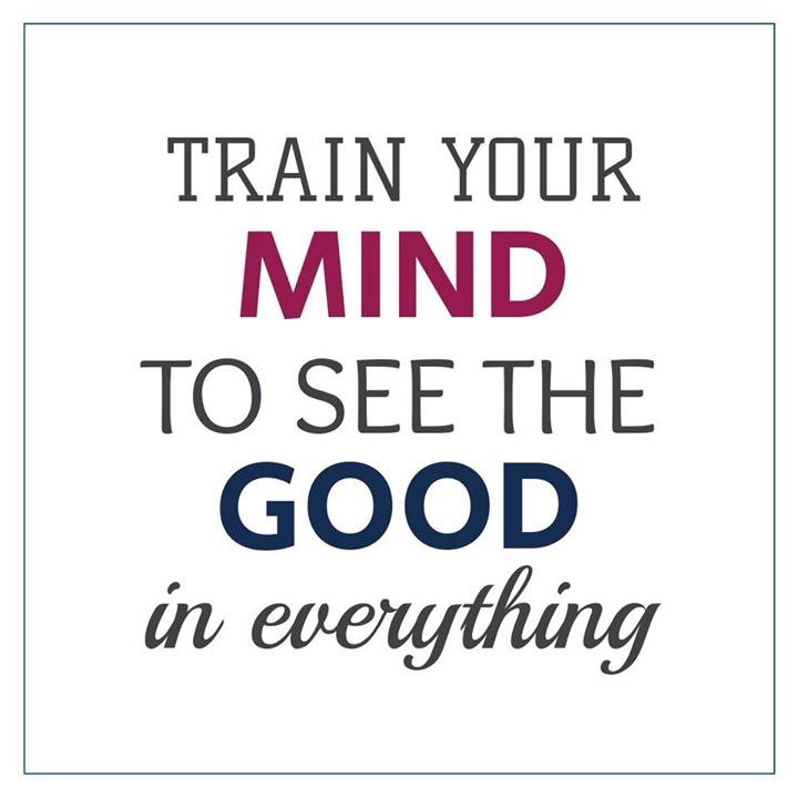 Training your mind to see the good in everything will be one of the best steps you can take in creating an abundant and empowering life. #positive #goodvibes #mind #empowering #life #motivation
