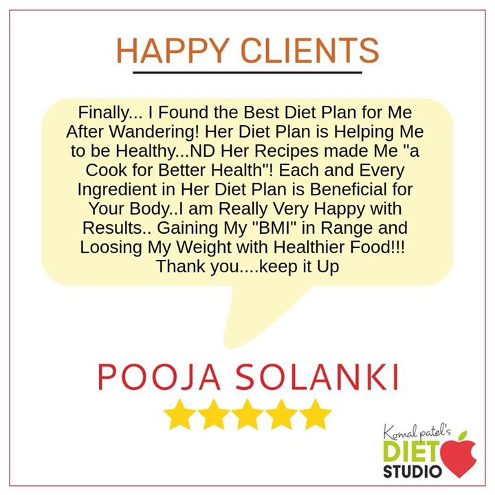 #happyclients Feels great when people achieve good results even with online consultation.  #onlineconsultation #online #clients #dietplan #diet #dietclinic #dietitian