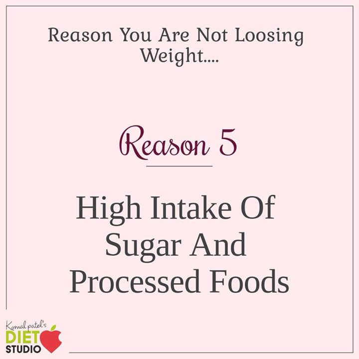 Sugar has been strongly linked to diabetes, obesity and weight gain, and there is no doubt that a high intake of sugar and sugar containing foods can contribute to weight gain.   #weightgain #weightloss #fat #sugar #processedfood #junkfood