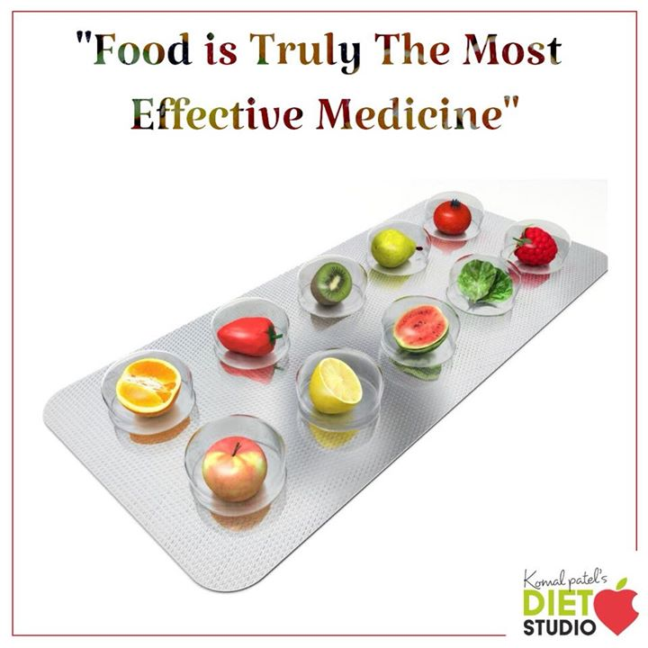 Food is truly the most effective medicine... #food #health #healthy #healthyfood #medicine #balancedmeal #diet