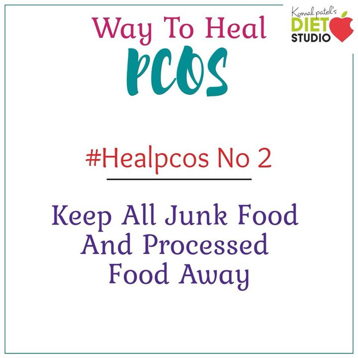 Processed foods have high sodium content and may contain unhealthy fats that may only worsen pcos. So keep all junk food and processed food away. #pcos #healpcos #junkfood #processedfood #nojunk