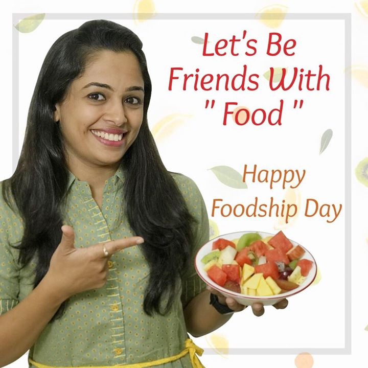 Komal Patel,  friends, food, friendship, bind, together