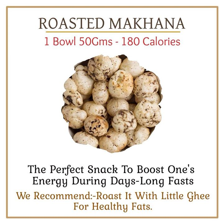 If you are observing a fast during Shravan, then you must eating some healthy recipes which are filling. #fasting #sweetpotato #healthyrecipe #calories #filling #satiety #shravan #upvas #healthymeal #nuts #roastedmakhana