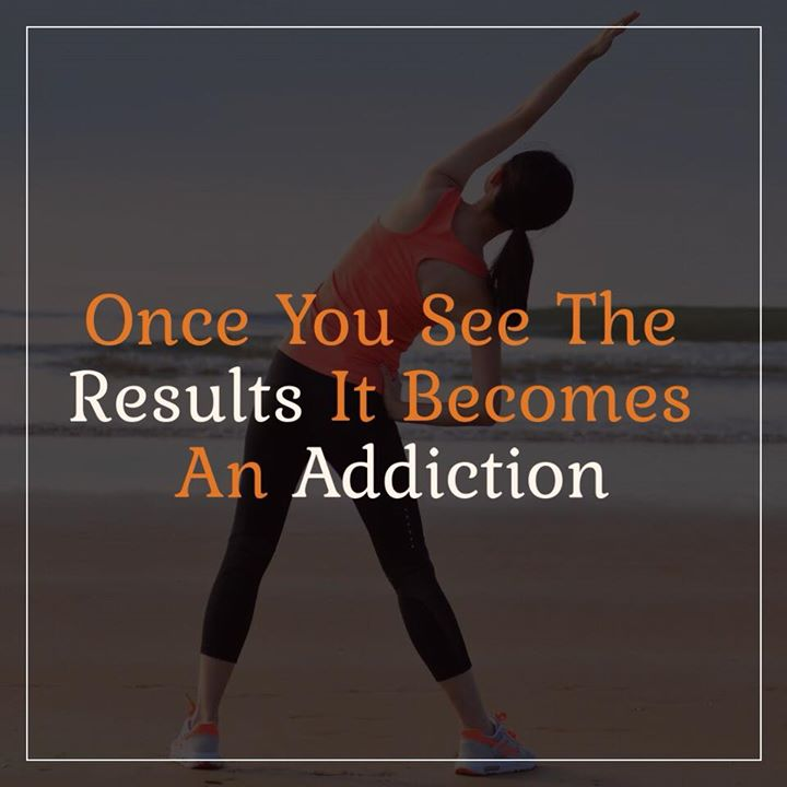 #workout #exercise #results #addiction #healthylifestyle