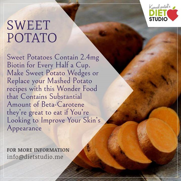 Komal Patel,  biotin, biotinfood, healthyhair, skincare, healthyskin, vitamin, eggs, sweetpotato