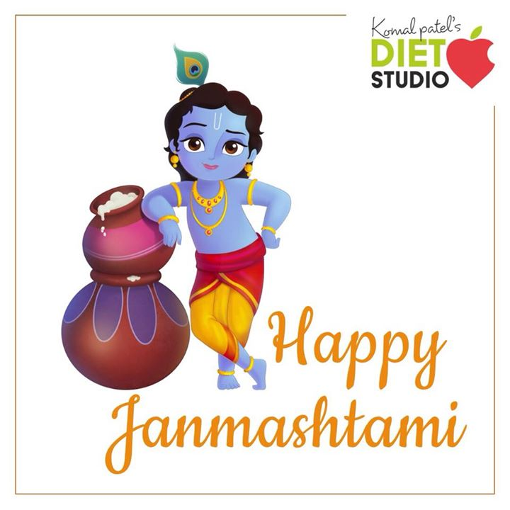 જય શ્રી કૃષ્ણ  Happy Janmashtami... #janmashtami #festival #celebration #indianfestival #fasting