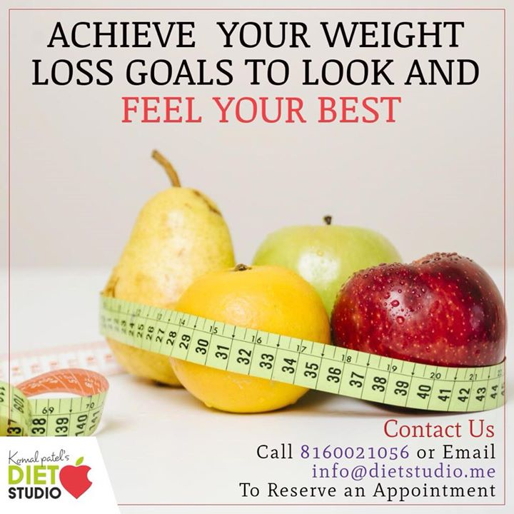 Look and feel your best by giving your body right food and nourishment. #dietstudio #dietclinic #diet #weightloss #dietitian #healthydiet #healthyfood