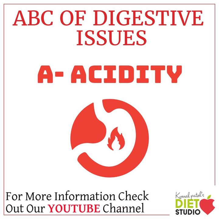 Acidity, the A of the ABC (Acidity, Bloating, Constipation) of digestive issues, may sound to be a very minor health issue, but is extremely discomforting for the one who is suffering. Excessive production of acid by gastric glands of the stomach can cause acidity. To know how to manage acidity check out the video. https://youtu.be/nWVbTvfjQag #acidity #digestive #guthealth #digestion #remidies