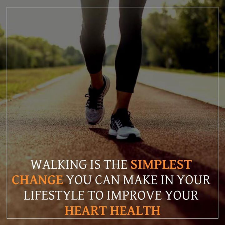 Make small simple changes for a healthy living  #health #healthylifestyle #fitness #fit #walking #exercise