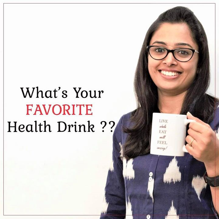 Comment any 1 health drink you enjoy... Let's discuss about all different health drinks.