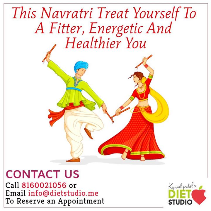 A healthy eating plan is going to give a energetic and healthier body for that non stop garba nights. Contact us for a healthy plans , fitness plans  #dietstudio #dietplan #health #healthyplans #navratridiet #navratri