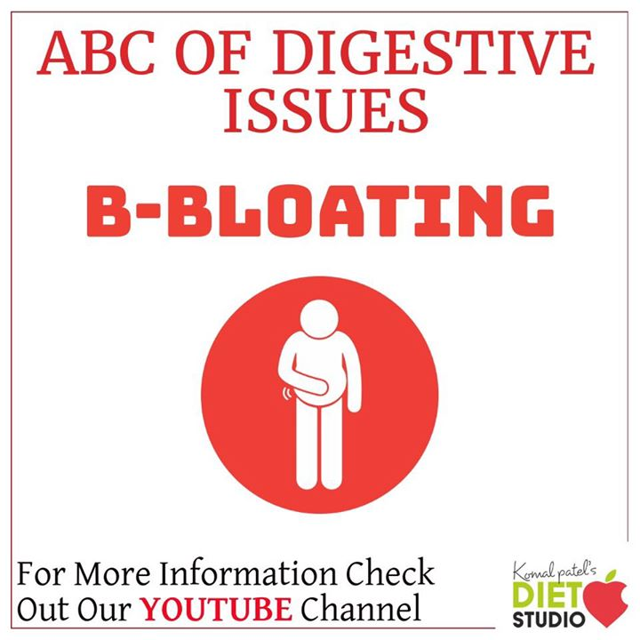Komal Patel,  video, youtube, bloating, digestiveissue, digestion, benefits