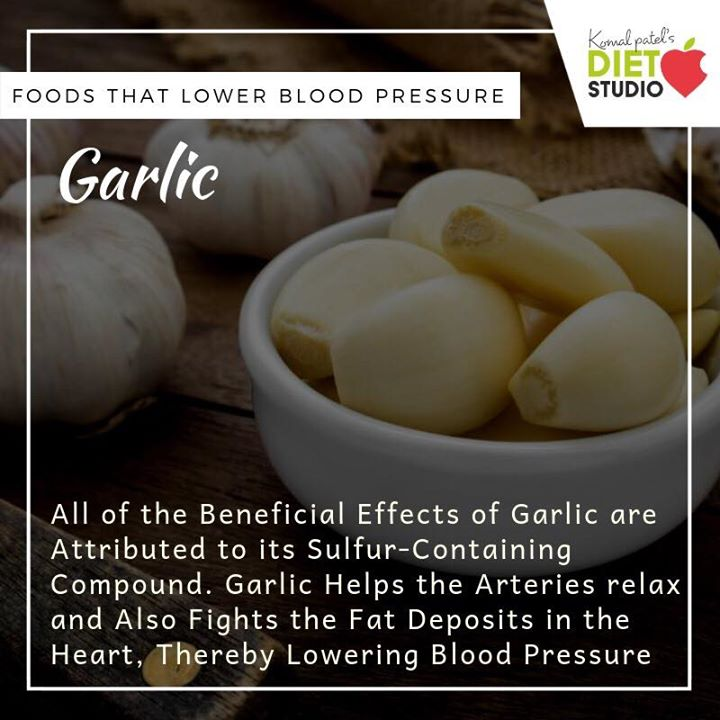 You probably already know that a diet low in sodium and rich in foods containing potassium, calcium and magnesium referred to as the DASH diet may help prevent or help normalize high blood pressure. But are there specific foods which helps manage hypertension. #hypertension #bloodpressure #managment #diet #dashdiet #foods  #beetroot #garlic