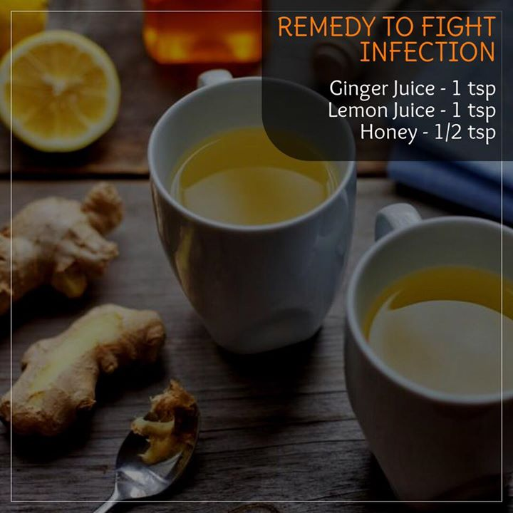 This is what I have when I am caught with infection ... The combination of lemon, honey, and ginger is the ultimate home remedy for cough and sore throat, and is a great way to stop a cough naturally. This syrup is super easy to make, and you can take it by the spoonful, add it to a glass of hot water, or stir it into your tea. #remedy #coughandcold #ginger #lemon #honey #syrup #gingertea