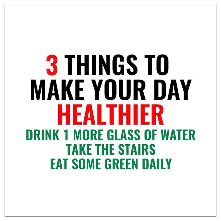 Try these things in your life  #health #healthylifestyle #fitness #fit