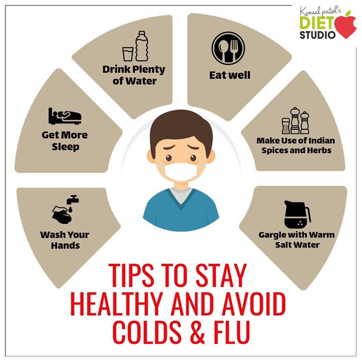 Komal Patel,  flu, prevention, cold, health, healthyhabits