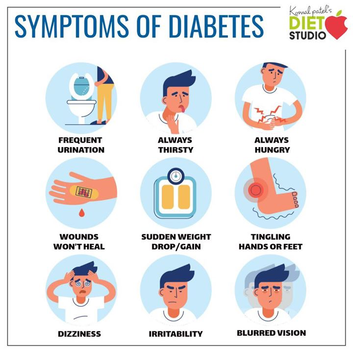Diabetes is a condition that causes a person's blood sugar level to become too high. Learn about its symptoms to help with the diabetes awareness.  #diabetes #awarness #symptoms #sugar #diabeticeducator