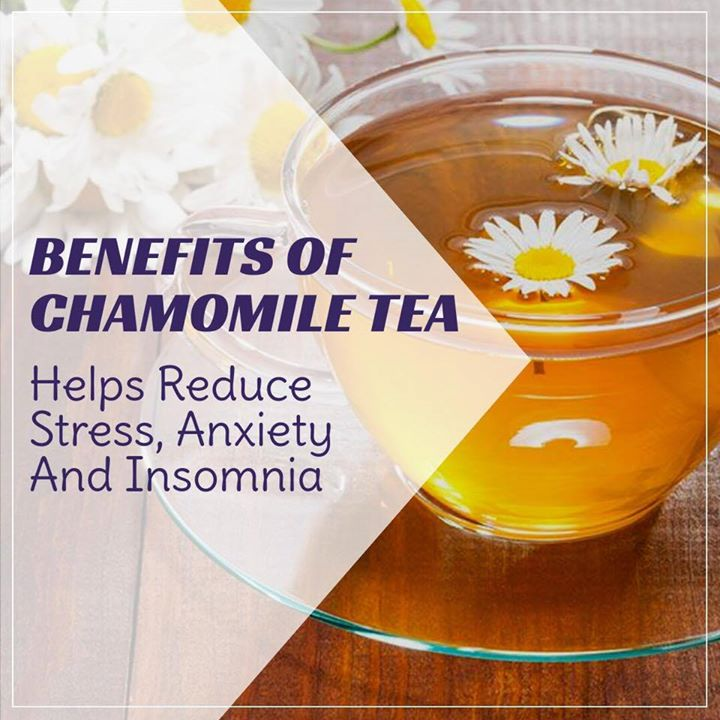 Did you know chamomile tea helps in inducing good sleep. Its calming effects may be attributed to an antioxidant called apigenin, which is found in abundance in chamomile tea. Apigenin binds to specific receptors in your brain that may decrease anxiety and initiate sleep.. #sleep #chamomiletea #greentea #benefits #antioxidants