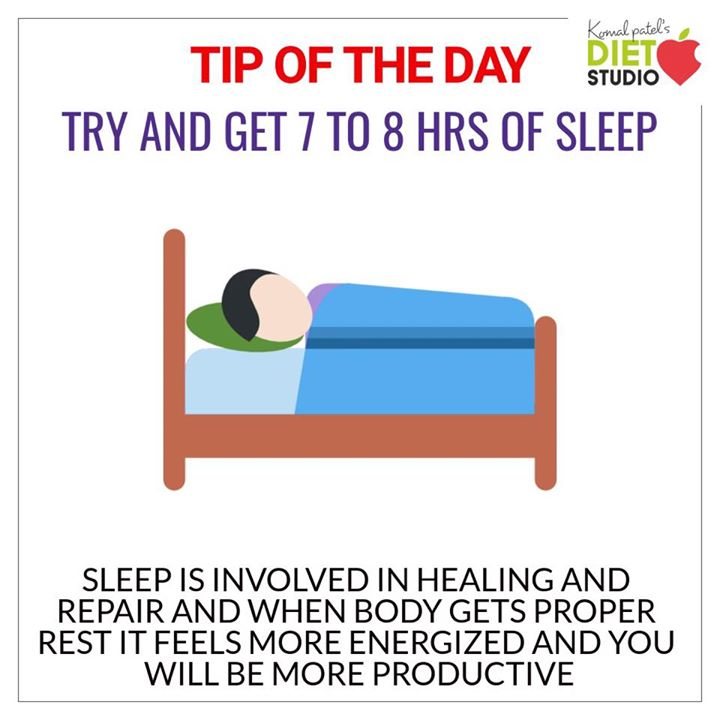 Komal Patel,  sleep, health, healthtip