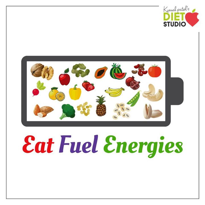 Eat fuel and energise your body by eating healthy... #energise #healthyfood #health #healthyliving #energy #positivity