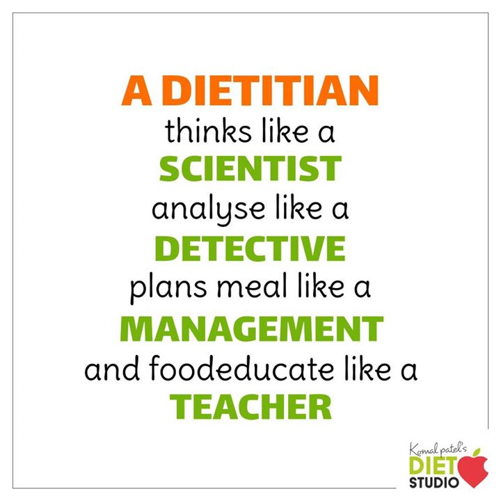 Dietitians are the qualified health professionals that assess, diagnose and treat dietary and nutritional problems at an individual and at public health level.  #lifeoffietitian #dietitian #qualified #indiandietiticassociation #canqc #foodeducation