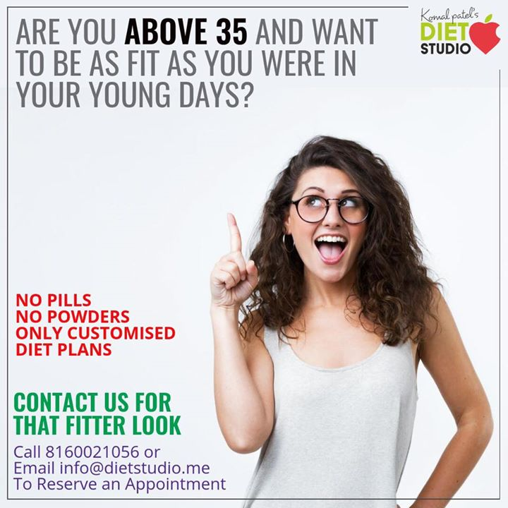 Age is just a number Try to be fit and healthy at all ages  #diet #dietclinic #komalpatel #dietstudio #dietitian