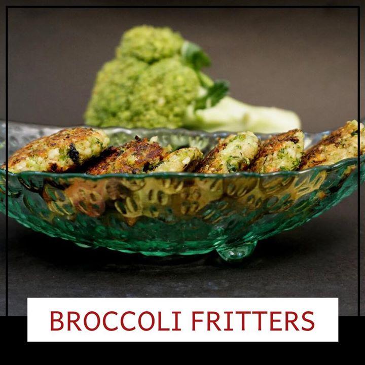 Komal Patel,  youtube, video, recipe, broccoli, fritters, lowcaloriesnack, lowcalorierecipe