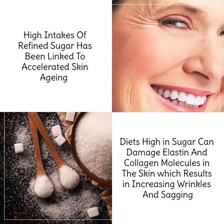 Komal Patel,  sugar, skincare, skinhealth, sugarintake, healthtip, beautytip