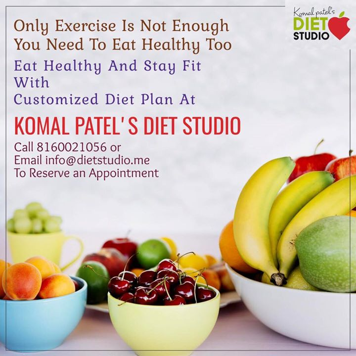 For customised diet plan contact diet studio  No pills No powders  No starving  Only eating healthy  #komalpatel #dietstudio #dietplan #weightloss #diabetes #thyroid #managment #diet #dietclinic