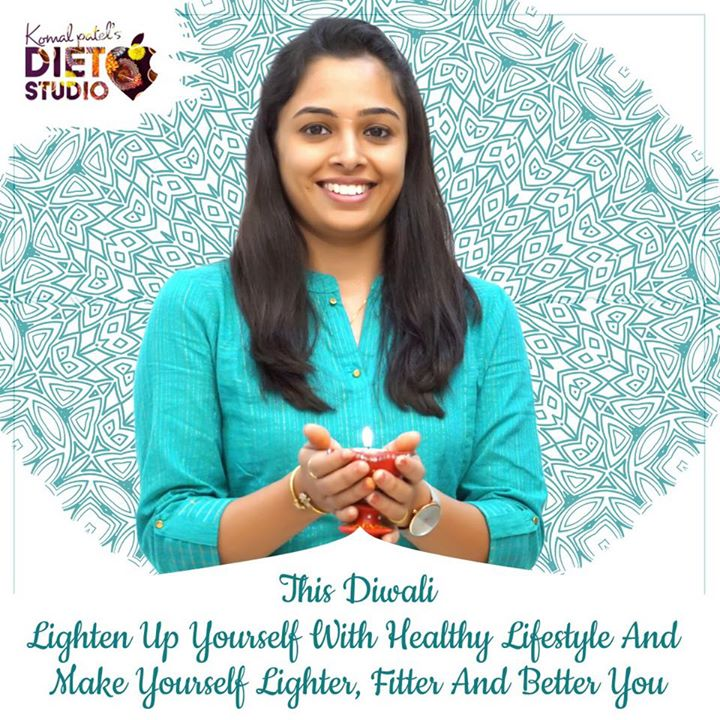 Diet studio wishes you all A very happy and healthy Diwali.  #diwali #happydiwali #happynewyear #diwaliwishes #dietstudio #dietclinic #komalpatel