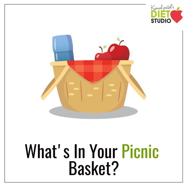 This is the time for relaxing or time for holiday  Let us know what's in your travel food bag or picnic basket.