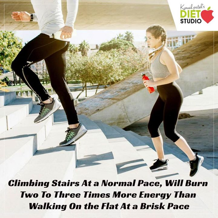 Make it a habit to climb stairs instead of taking an lift  #stairs #healthylifestyle #habits #exercise #fitness #physicalactivity