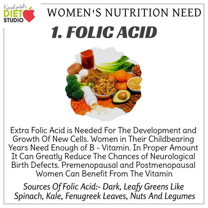 Komal Patel,  nutrient, womenshealth, womensnutrition, calories, vitamins, minerals, folicacid