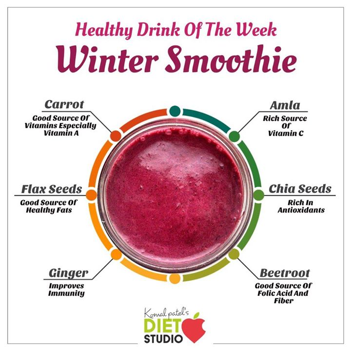 Health drink of the week  Winter smoothie   A combination of beetroot juice with carrots and amla is very healthy especially for those who have anaemia. Have this smoothie for a detox or beautiful skin and hair  #healthdrink #healthydrink #smoothie #beetroot #carrot #skin #healthyskin #healthyhair