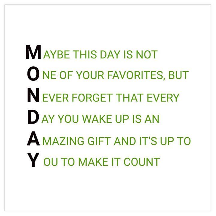 #mondaymotivation #fitness #positivity #goodvibes #positivevibes