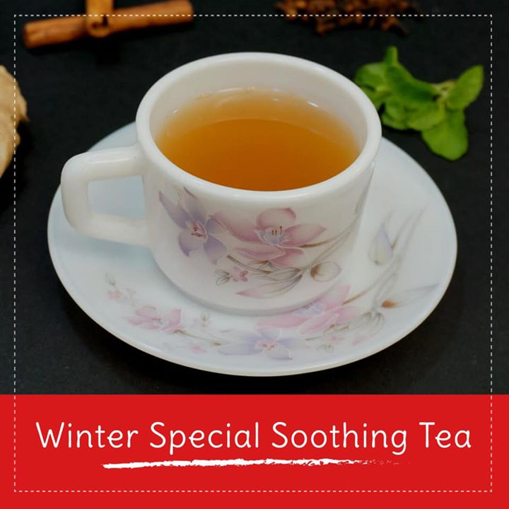 Winters have set in and it's time for some herbal drinks. We are coming up with such an herbal tea with which will help boost immunity, help In digestion and help fight infection.  Check out for the video on the link below  https://youtu.be/mXiPWkFVbOU #herbaltea #wintertea #soothingtea #tea #winterdrink #immunity