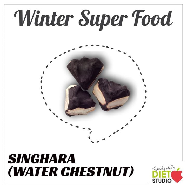 Singhara, or Indian water chestnut, is a popular snack. It is usually a winter fruit. They are highly nutritious as well as low in calories and fat free. Check out for its benefits and uses in our video  https://youtu.be/cahYGjuQT6A #singhara #waterchestnut #indianfood #seasonalfruit