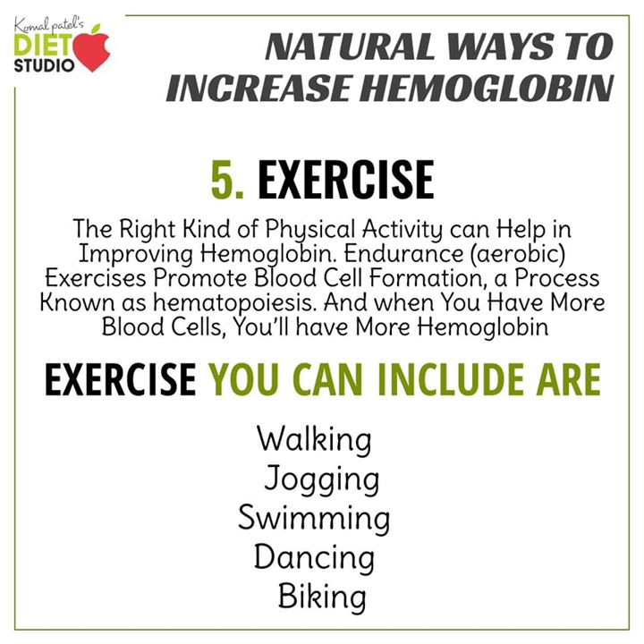 Hemoglobin is an extremely important protein. As an essential part of red blood cells, it delivers oxygen to all parts of the body.  Check out your Hemoglobin levels and if less include this natural ways to increase Hemoglobin  #hemoglobin #hb #bloodcells #body #healthybody #oxygen