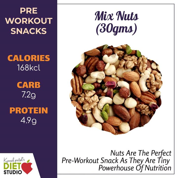 Whether your goal is to bulk up or slim down, a pre-workout snack provides the fuel to help you power through exercise. You've got to have energy to have an effective workout, so let your pre-workout snack help you push yourself to do your best. #preworkout #workout #preworkoutsnacks #snacks #banana #chiaseeds