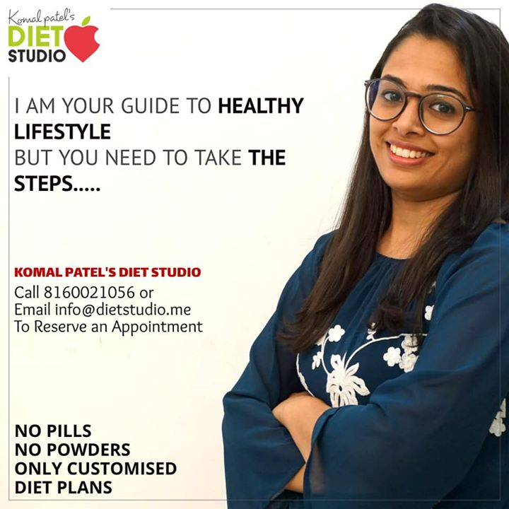 Your guide to healthy lifestyle...... #healthy #healthylifestyle #steps #dietstudio #diet #dietitian