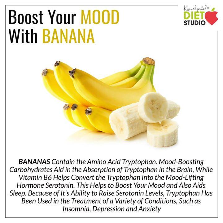 Boost your mood with banana  #banana #mood #seasonalfruit #fruit