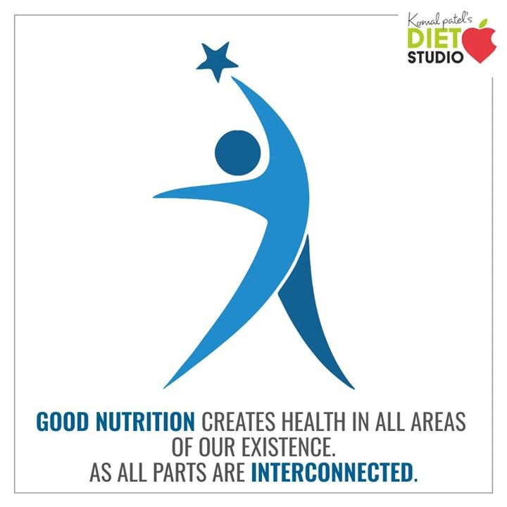 Good nutrition is the key to good mental and physical health. Eating a balanced diet is an important part of good health for everyone. #goodnutrition #nutrition #balanceddiet #health